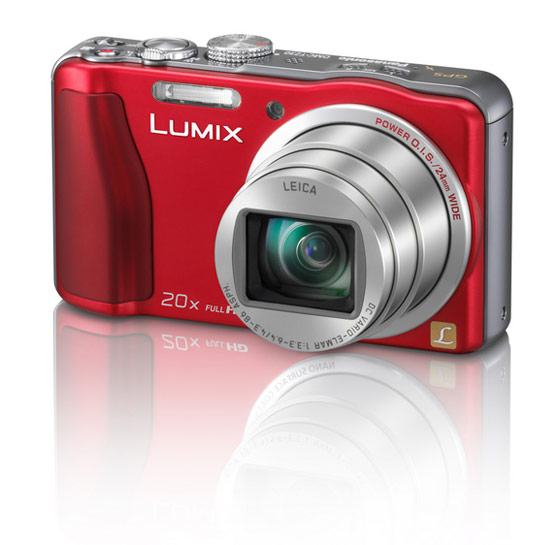 фотокамерs Panasonic LUMIX FT20 и LUMIX TZ30